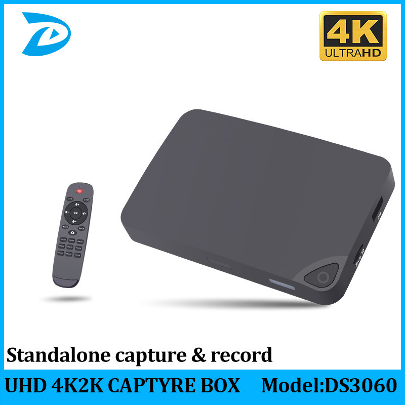HDMI Game Capture, 2 HDMI Inputs And 4K Video Input Supported, Capture HDMI Videos And Games To USB Flash Drive/TF MicroSD