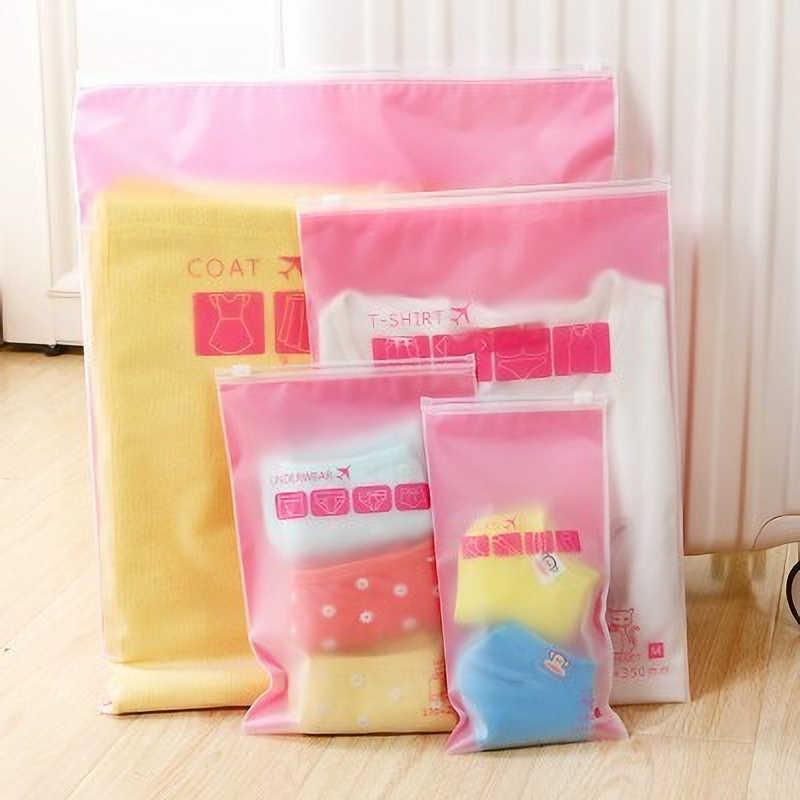 Transparent Cosmetic Bag Travel Makeup Case Women Zipper Make Up Bath Organizer Storage Pouch Toiletry Wash Beauty Kit Box