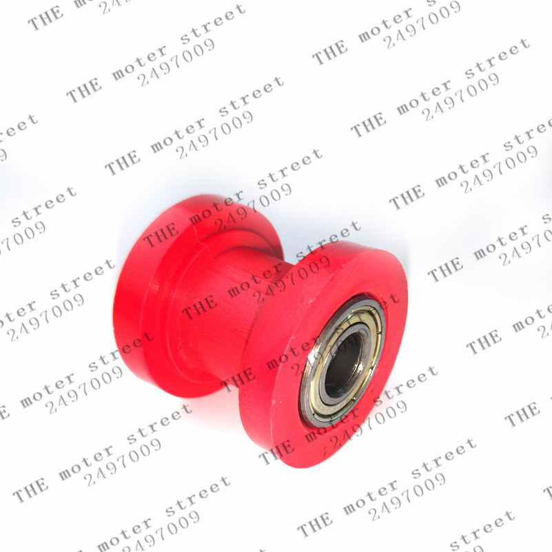 8mm Chain Roller Tensioner Pulley Wheel Guide FIT CRF CR YZ KTM RMZ KLX KX XR