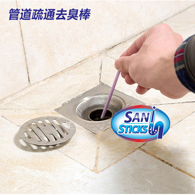 Astounding Zoyun 12Pcs Set Cleaing Sticks Keep Your Drains Pipes Clear Odor Home Cleaning Essential Cleaner Bathroom Tools Download Free Architecture Designs Embacsunscenecom