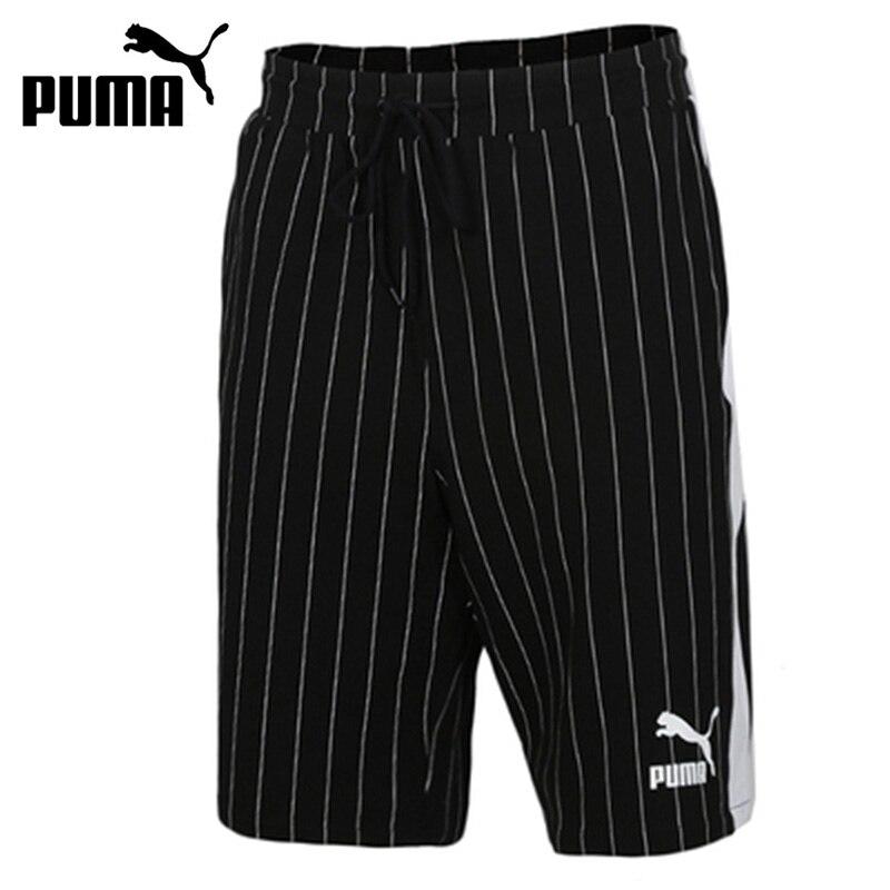 Original New Arrival  PUMA Pinstripe AOP Shorts Mens Shorts SportswearOriginal New Arrival  PUMA Pinstripe AOP Shorts Mens Shorts Sportswear
