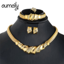 OUMEILY Jewelry Sets Wedding African Beads Jewelry Set for Women Gold Color Dubai Indian Bridal Turkish  sc 1 st  AliExpress.com & Buy costume jewelry and get free shipping on AliExpress.com