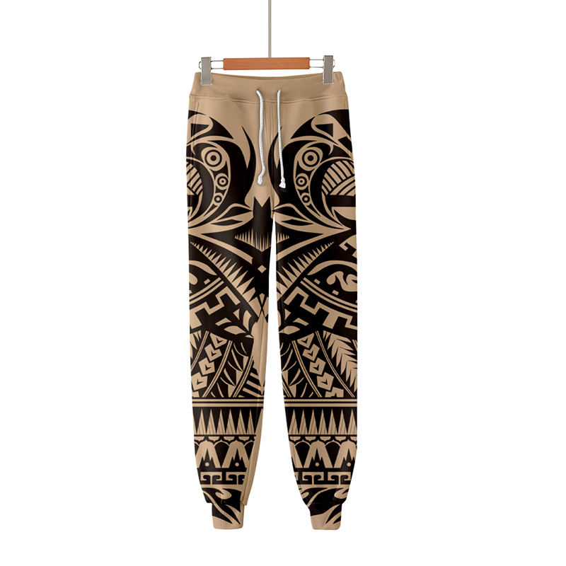 LUCKYFRIDAYF New Fashion Men Women 3d Joggers Pant Tattoo Print Casual Long Loose Trousers Unisex 3D Fitness Pants Sweatpant 4XL