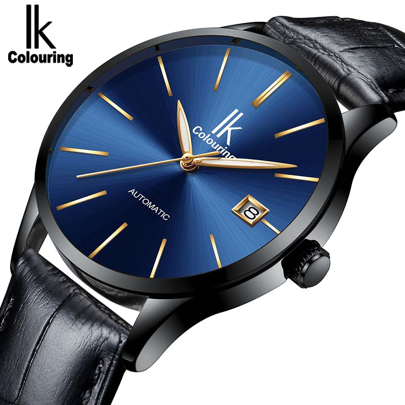 Relogio masculino IK colouring Luxury Brand sports Wristwatch Fashion Business Male Automatic Mechanical Wristwatches Mens Relogio masculino IK colouring Luxury Brand sports Wristwatch Fashion Business Male Automatic Mechanical Wristwatches Mens