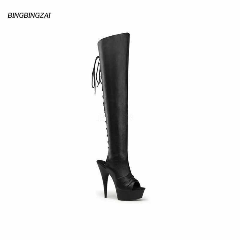 Hidden bottes wedge femme chaussures high boots bottines