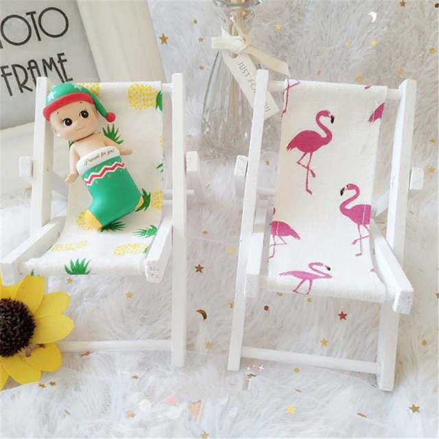 Phenomenal Flamingo Party Mini Flamingo Wooden Beach Chair Hawaii Party Decor Souvenirs Birthday Gift Kids Diy Dollhouse Accessories S Caraccident5 Cool Chair Designs And Ideas Caraccident5Info