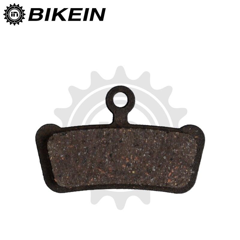 Bikein-4 пары Велосипедный Спорт Диск тормозные колодки для SRAM руководство РКК/RS/R Avid XO E7 E9 trail 4 pistions MTB Смола гидравлических тормозных колодок