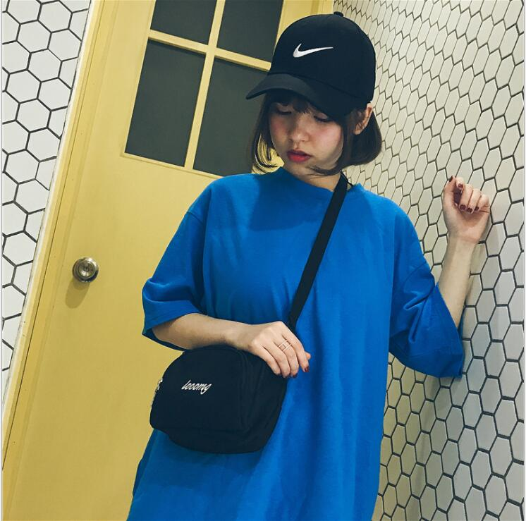 2019 Neuer Stil Kleine Tasche Taschen Messenger Taschen Laufen Bolsillo Taschen Straße Kühlen Skateboard Schulter Kleine Tasche 5 Farben Erhältlich Bolso