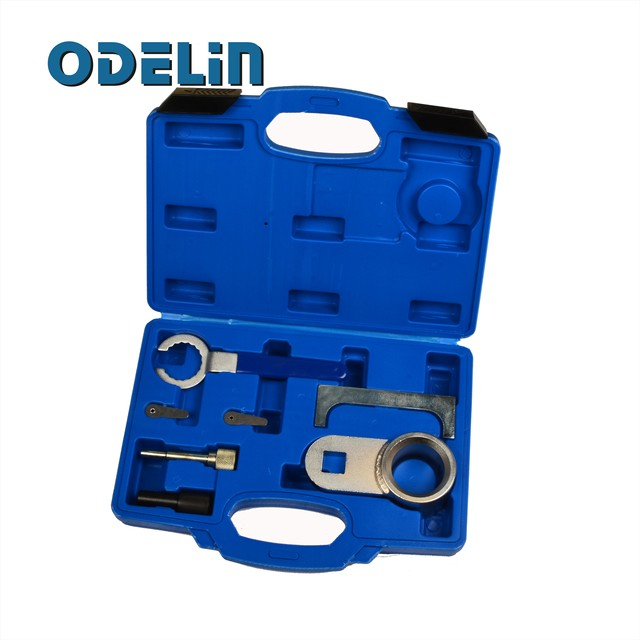 Diesel Engine Cam Crankshaft Locking Timing Tool Kit For Vw Audi Vag 2.4 2.5 Sdi Tdi