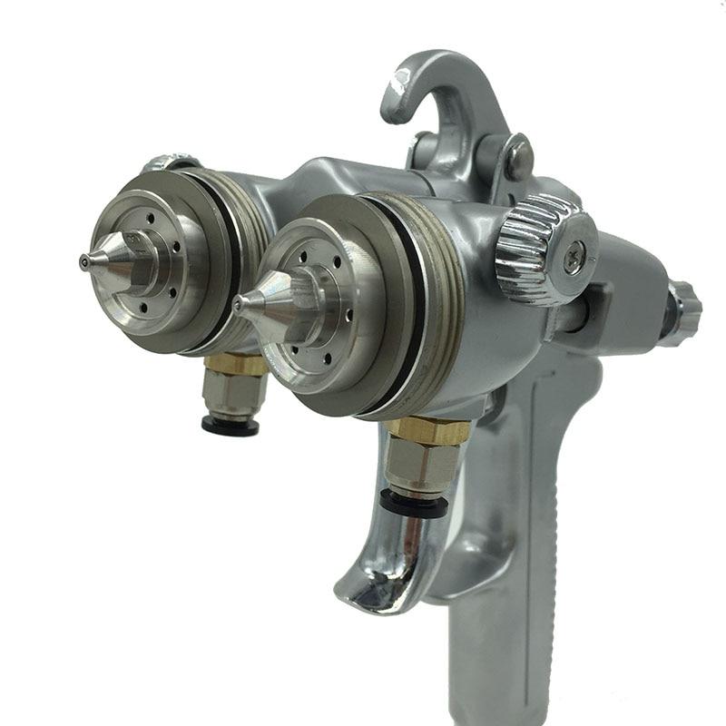 SAT1189 pistola ad aria ad alta pressione per verniciatura pistola a - Utensili elettrici - Fotografia 5