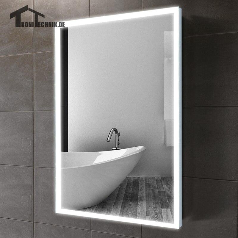 Atemberaubend Gerahmte Badezimmer Schminkspiegel Fotos ...
