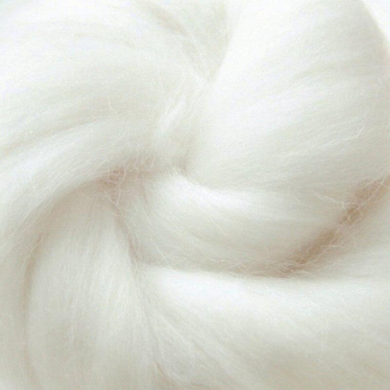 DIY Super gran grueso suave lana Hilado voluminosos brazo tejer lana ...