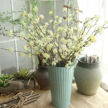 Artificial Flower Christmas Core Home Decor Wedding Decoration Bouquet Plant Wall Accessories Fake