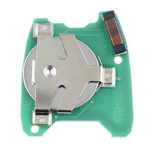 Image 4 - Nuovo 2021 chiave telecomando auto 2 pulsanti 433Mhz per Citroen Saxo Picasso Xsara Berlingo SX9 accessorio auto