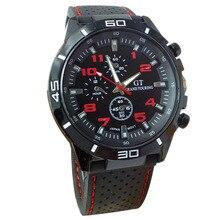 Saat Erkekler Men's Watch Casual Business Quartz Military Wrist Watches Sport Digital Silicone Watch Men Clock Relogio Masculin