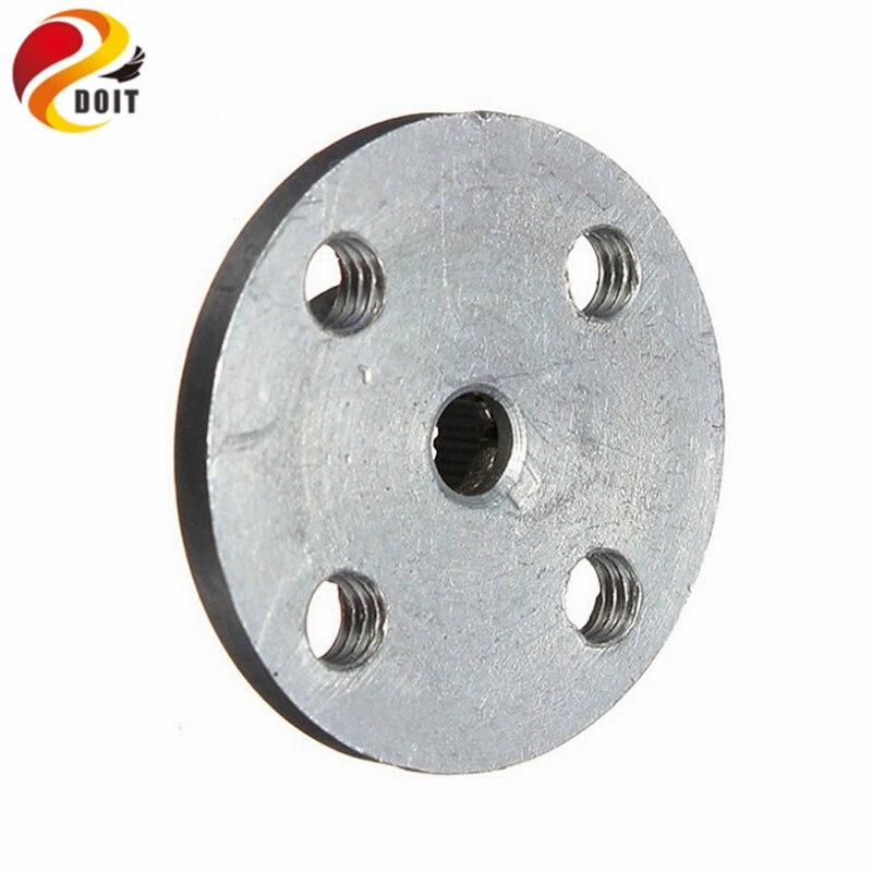 Официальный doit 100 шт./упак. 25 т металл руль Малый диск рулевого управления Шестерни кронштейн механическая рука для MG995 MG996