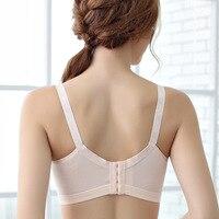 ZTOV Nursing Maternity Bra Clothing Cotton Breastfeeding Bra for Pregnant Women Pregnancy Breast One Size Sleep Underwear