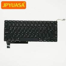 Новый корейский клавиатура ноутбука для Apple Macbook Pro A1286 15 «Корея Стандартный 2009-2012