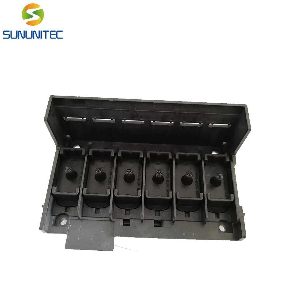 Direnovasi FA09050 XP600 UV Print Head Printhead untuk Epson XP600 XP850 XP950 Foto Cina Printer Uv Datar Printer