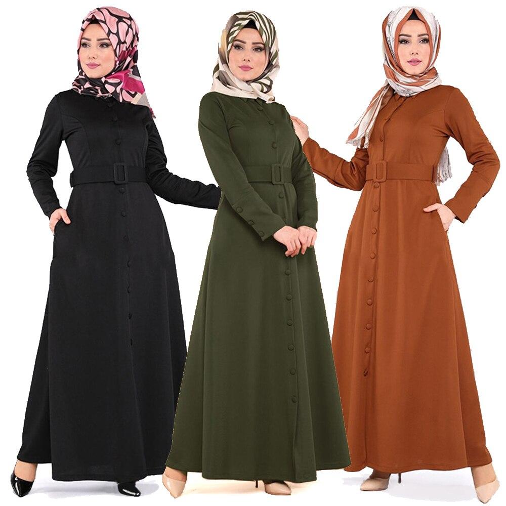 Bangladesh Abayas For Women Arabic Djelaba Femme Dubai Abaya Robe Caftan Marocain Kaftan Islamic Clothing Muslim Dress