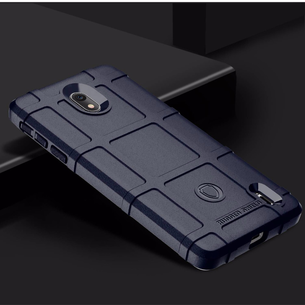 Armor <font><b>Silicone</b></font> Shield Soft Black TPU Cover For <font><b>Nokia</b></font> 1 Plus <font><b>Case</b></font> For <font><b>Nokia</b></font> 7.1 Plus <font><b>8.1</b></font> 9 PureView 3.1 Plus Rugged Armor <font><b>Case</b></font> image