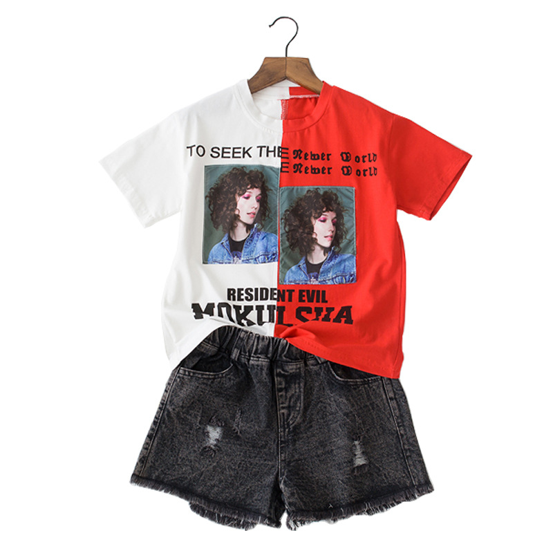 7dd3db50a9c Ένδυση Κορίτσια Έφηβος 10 12 14 8 6 4 Χρόνια Κίνα Στυλ Κοριτσιών Σέτ ...