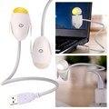 2016 Robô Criativo Novidade Gadget USB Luz Led Com Luminosidade Ajustável Led FW1S