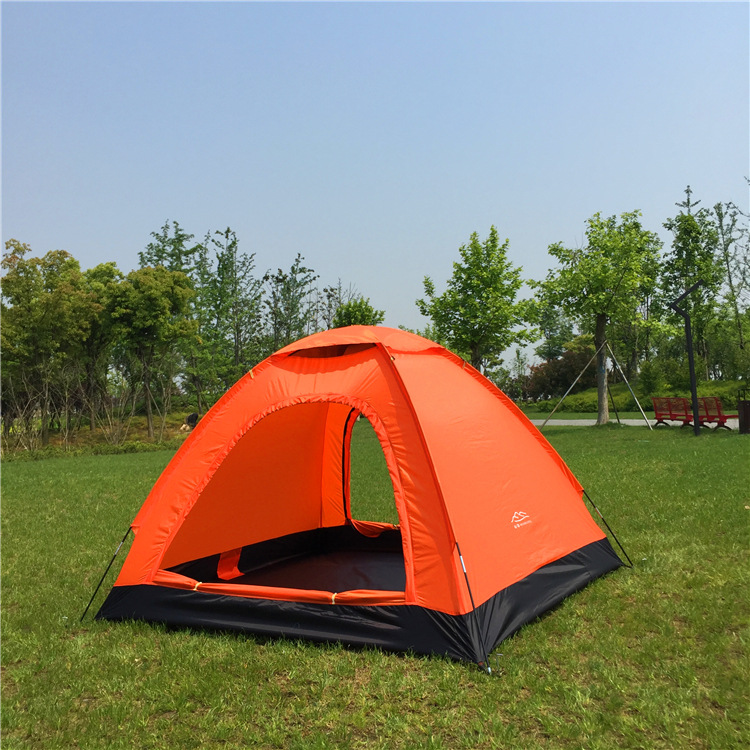 Jackaroo instant 3 person folding dome tent