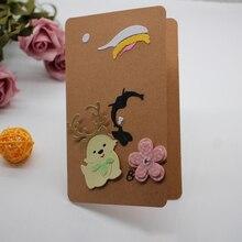 Cartoon doll Metal Cutting Dies  Scrapbooking Album Decoration Embossing Paper Card Craft 73*82 mm