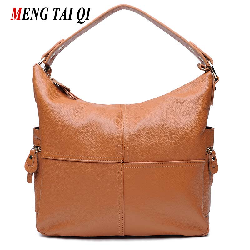 Women Bag Real Genuine Leather Crossbody Shoulder Bag Woman Messenger Bags Vintage Brand Patchwork Luxury Handbags Designer 4 2017 new arrival designer women leather handbags vintage saddle bag real genuine leather bag for women brand tote bag with rivet