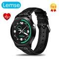 GW01 Bluetooth 4.0 Smart Watch MTK2502 IPS Круглый Экран Жизнь Водонепроницаемость Анти-потерянный Smartwatch Поддержка Android iOS Системы