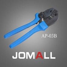 Купить с кэшбэком AP-03B crimping tool crimping plier 2 multi tool tools hands New Generation Of Energy Saving Crimping Plier