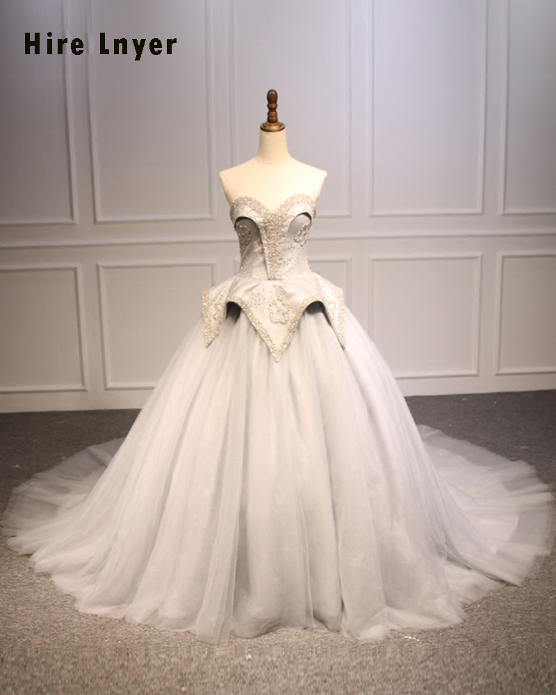 NAJOWPJG Custom Made Vintage Bride Wedding Dresses Online