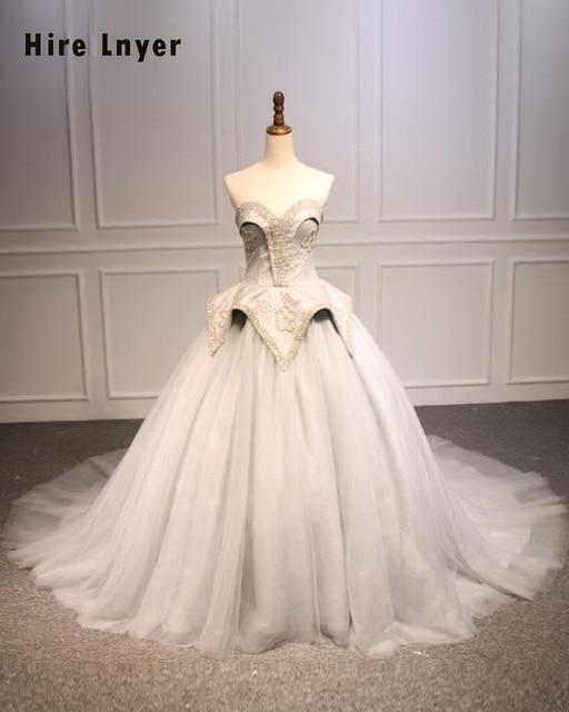 Najowpjg Custom Made Vintage Bride Wedding Dresses Online Shop China