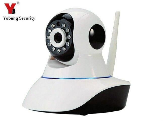 Yobang безопасности IOS приложение для Android Управление 2.4g беспроводное устройство WI-FI IP Камера HD 720P камера yoosee для дома охранной сигнализации Си...