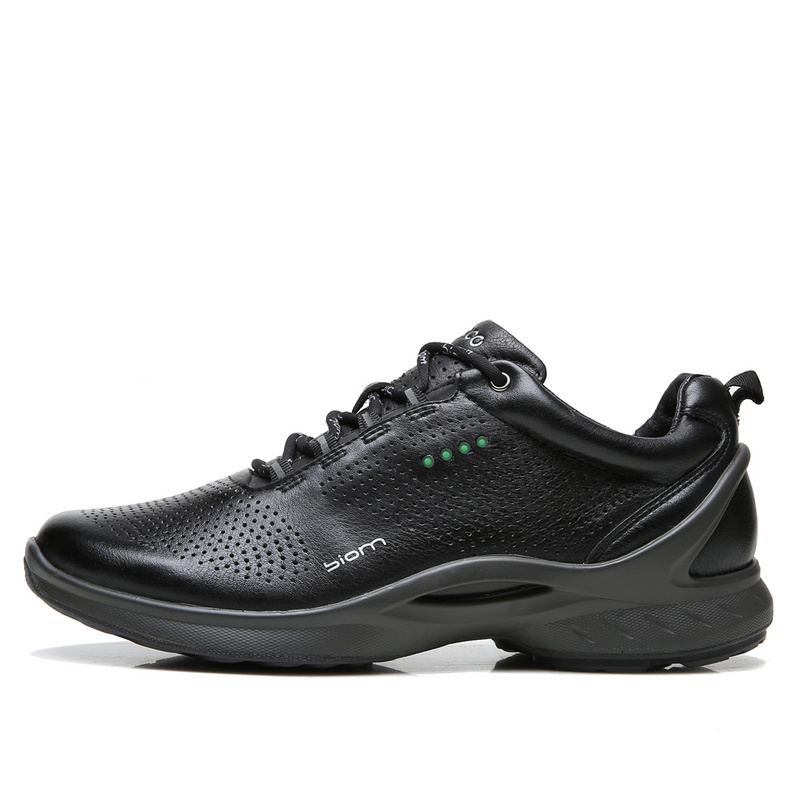 ECCO chaussures pour hommes printemps nouveau décontracté quotidien chaussures de course respirant doux confortable chaussures pour hommes 837514 - 4