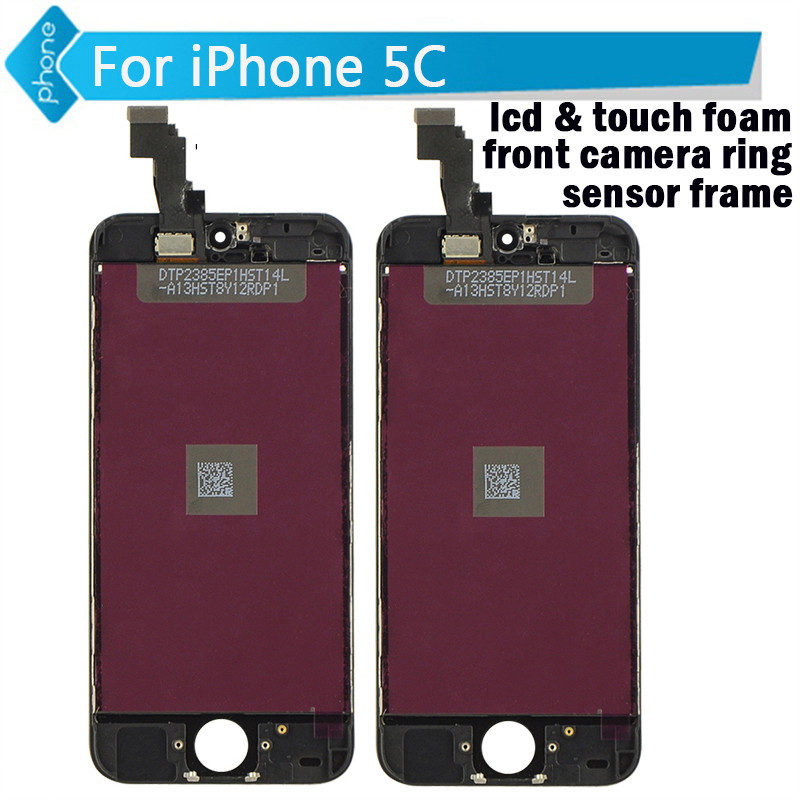 7080693 iPhone 5C LCD Foam1