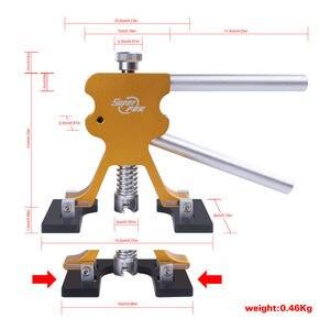 Image 4 - Pdrツール新リフター無塗装デント除去自動車修理ツールキット除去へこみプラー吸引カップへこみための新ホット