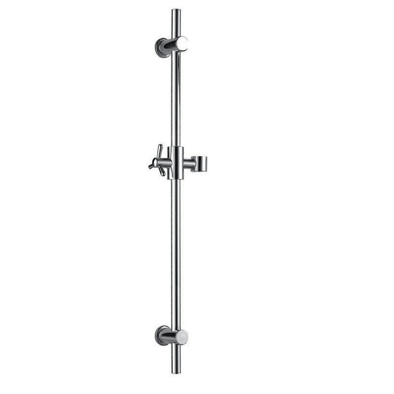 Free shipping brass Slide Bars with All Brass Handheld Shower Bracket Height and Angle Adjustable SL001Free shipping brass Slide Bars with All Brass Handheld Shower Bracket Height and Angle Adjustable SL001