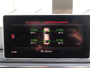 Image 2 - TMPS 2 TPMS Tire Pressure System USE FOR Audi A4 B9 A5 B9 Q5 Q7 4M A3 8V NEW TT 8S0 907 273 4M0 907 273 B