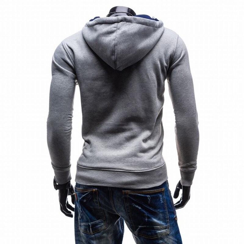 2018 Männer Hoodies Hombre Männliche Marke Hip Hop Hoodie - Herrenbekleidung - Foto 5