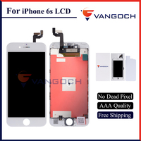 AAA Quality No Dead Pixel LCD 3D Touch Screen Assembly Replacement For IPhone 6s 4 7