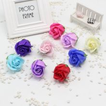Free Shipping 1 pcs / Lot New Hot Sale Wedding Decoration Simulation Rose Flower Favors & Gifts