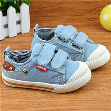 Denim Jeans Canvas Shoes