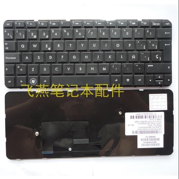 HP Mini 210-3025sa HP Mini 210-3002SL HP Mini 210-3003sa Keyboards4Laptops French Layout Black Laptop Keyboard Compatible with HP Mini 210-3002sa