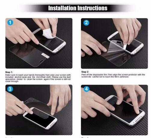 2 5D Tempered Glass For Ulefone Power 5S 9H High Quality Explosion proof Protective Screen Protector film for Ulefone Power 5 in Phone Screen Protectors from Cellphones Telecommunications