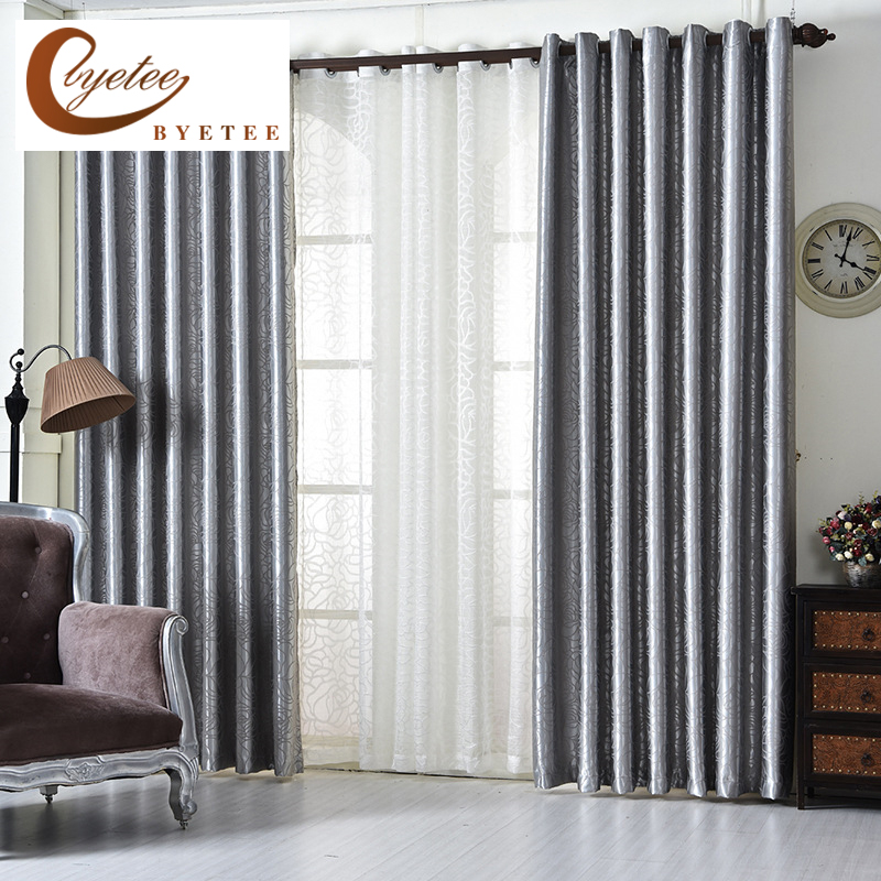 Kitchen Entrance Curtain: [byetee] Blackout Kitchen Door Modern Curtains Drapes For