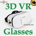 Brand new xiaozhai z3 caja vr vr 3d gafas de realidad virtual google cartón gafas 3d gafas 3d de plástico