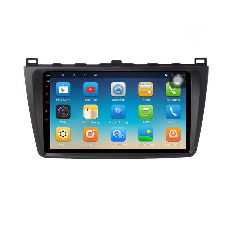 CHOGATH 2 Din Android 7 0 CAR GPS For Mazda 6 Ruiwing 2010 2014 Autoradio Navigation
