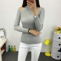 Basic T Shirt Women Tshirt Slim Tee Shirt Femme Roupas Knitted T Shirt Women Tops Vetement